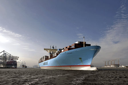 maersk ship