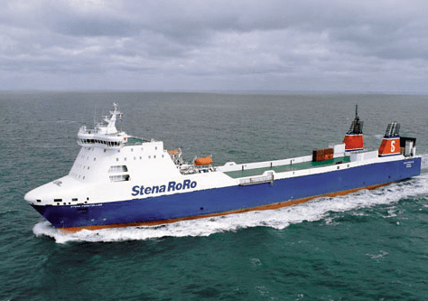 stena roro