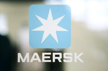 Maersk logo I