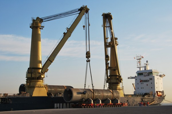 Jumbo shipping, KNPC, heavy lift
