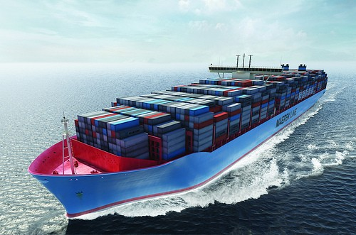 Maersk Line triple E