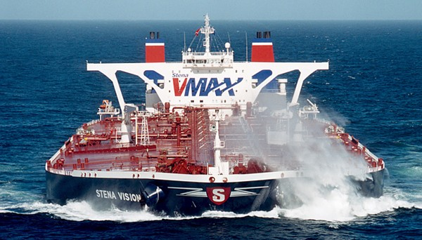 Stena Bulk VLCC crude oil tanker