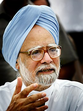 Manmohan Singh india prime minister