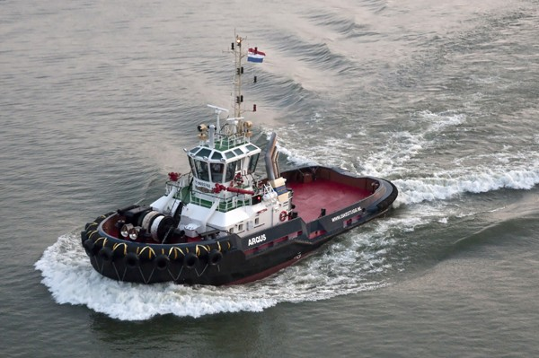 Iskes Towage & Salvage Damen tug Argus