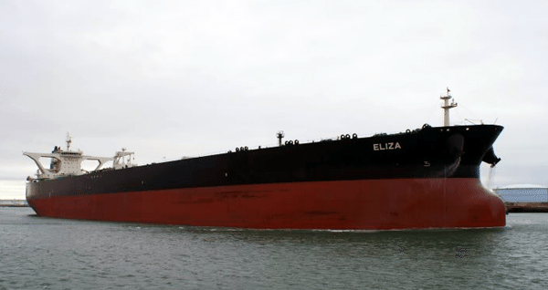 Eliza VLCC supertanker crude carrier