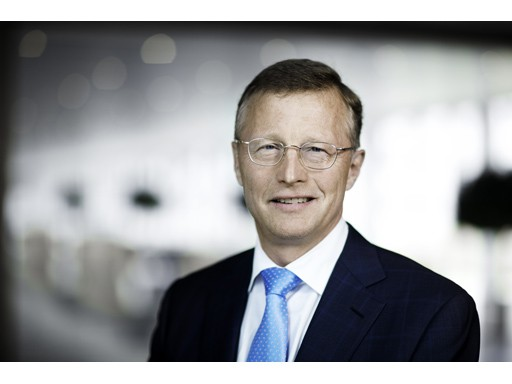Nils Smedegaard Andersen A.P. Moller Maersk CEO