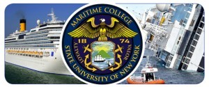 Suny Maritime Event Logo