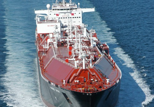 Madrid Spirit Teekay LNG ship
