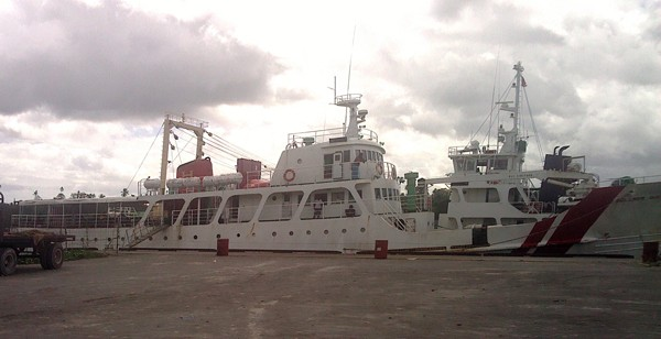 rabaul shipping fleet