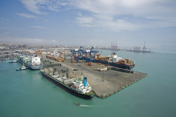 Terminal Muelle Norte Callao Peru apm terminals
