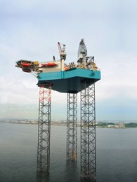 Keppel N Class jackup rig