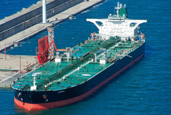 vlcc hamoon