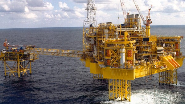 elgin franklin gas condensate field offshore total