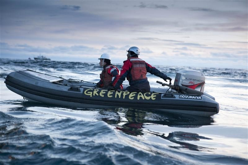 Greenpeace North Sea Operations