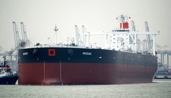 vlcc mesdar
