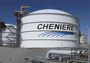 cheniere energy