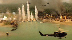 apocalypse now helicopter attack scene