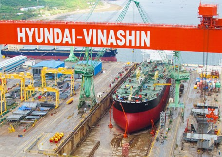 Hyundai Vinashin Shipyard