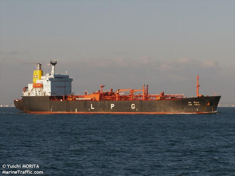 jag viraj lpg carrier