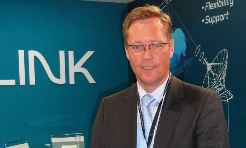 Tore-Morten Olsen marlink ceo
