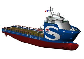 sinopacific shipbuilding spp35 osv psv