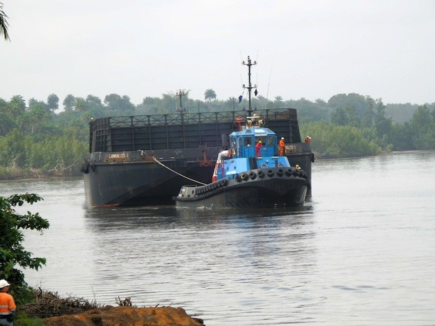 SMIT Lamnalco Port Loko River