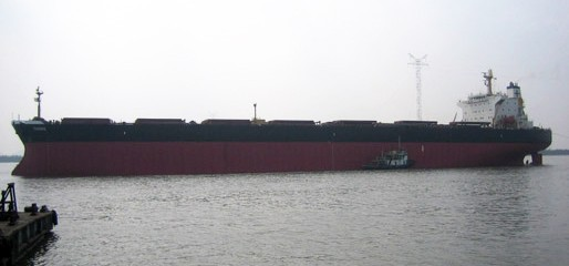 mv dione panamax bulk carrier diana shipping