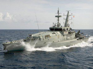 hmas wollongong 