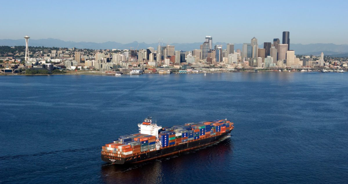 port of seattle APL columbia puget sound
