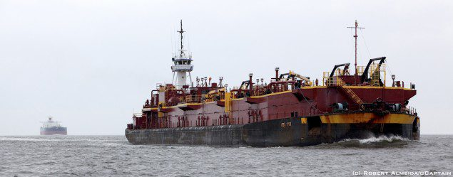 OSG tug barge delaware bay
