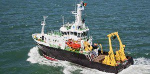 simon stevin research vessel damen