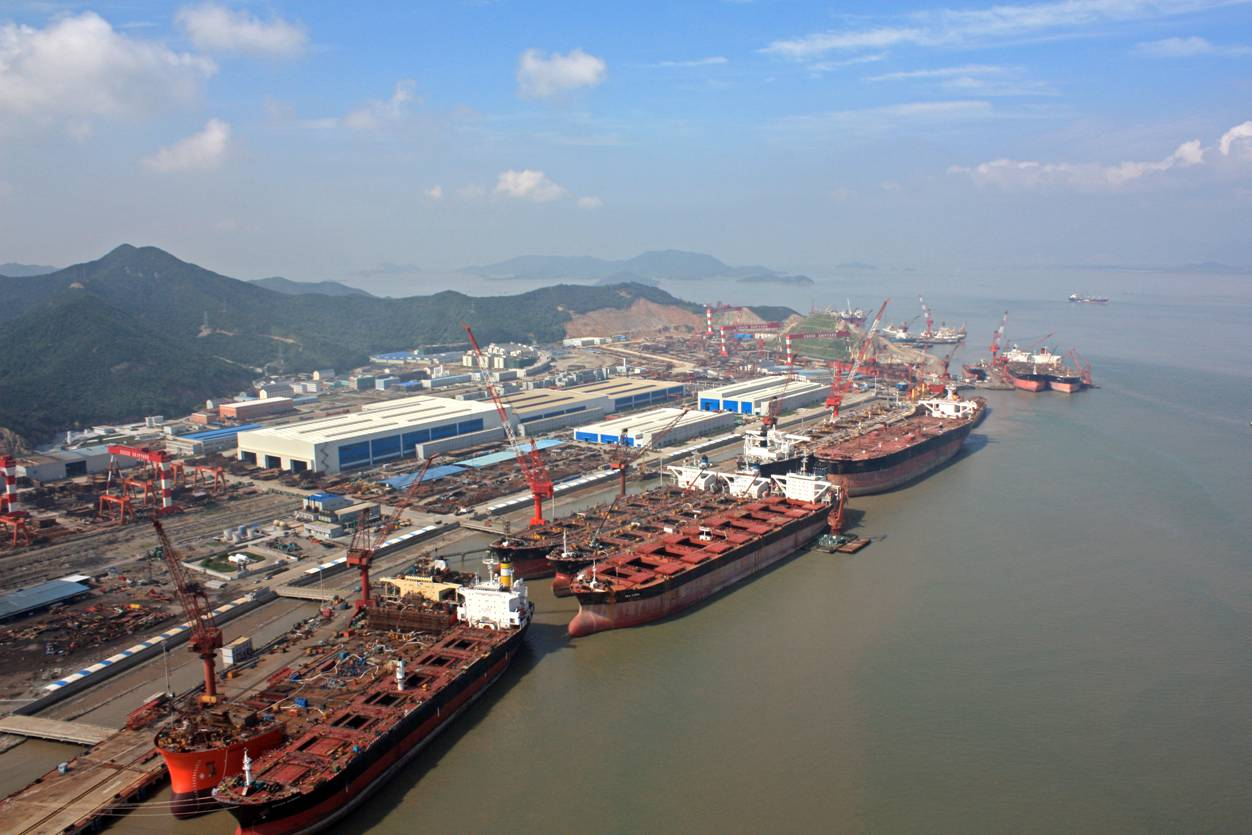 COSCO Zhoushan