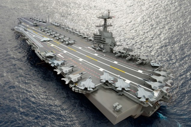 uss john f. kennedy aircraft carrier