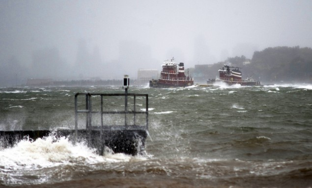 Hurricane Sandy in New York