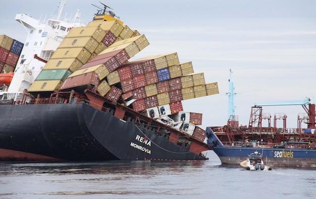 Ship Salvage Yards