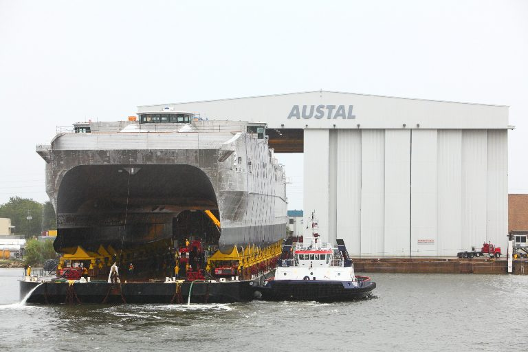 usns choctaw county austal