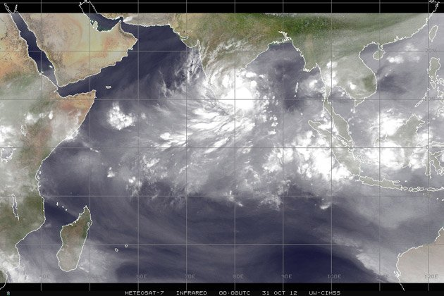 Tropical Cyclone Nilam