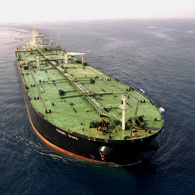front duke vlcc supertanker frontline