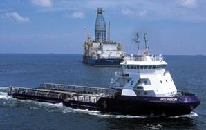 GulfMark&#039;s Bourbon PSV. Photo: GulfMark Offshore