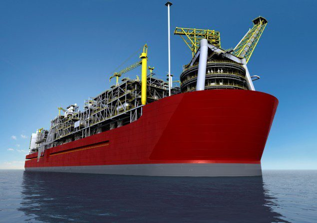flng shell prelude