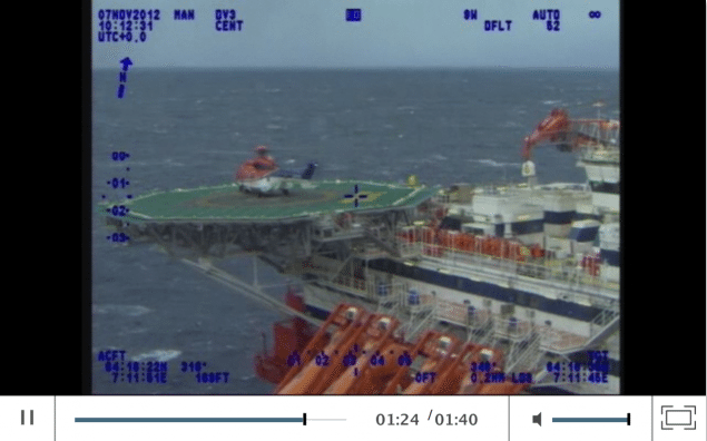 floatel superior evacuation statoil