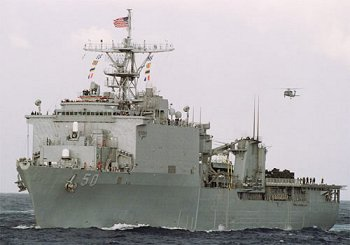USS Carter Hall (LSD 50)