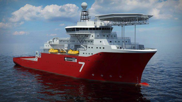 An illustration of the new VS 4725 DSV design. Image: Wärtsilä