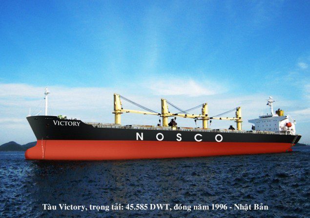 NOSCO Victory. Photo via NOSCO.