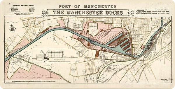 map of manc