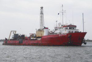 RV Seaprobe. Image via Shipspotting