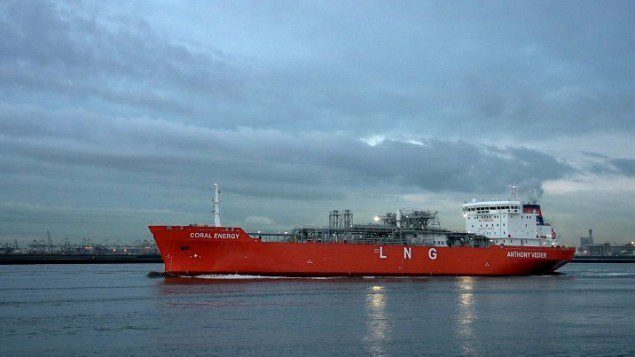 coral energy meyer werft dual fuel