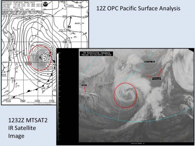 noaa graphic western pacific storm