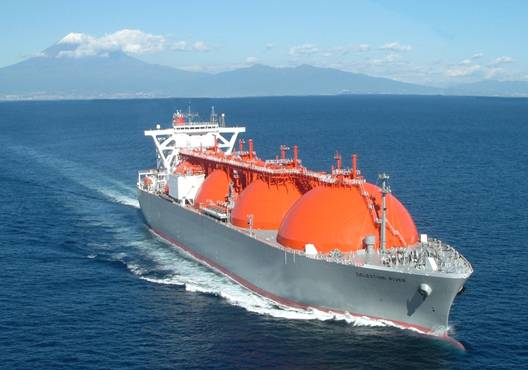 k-line lng carrier