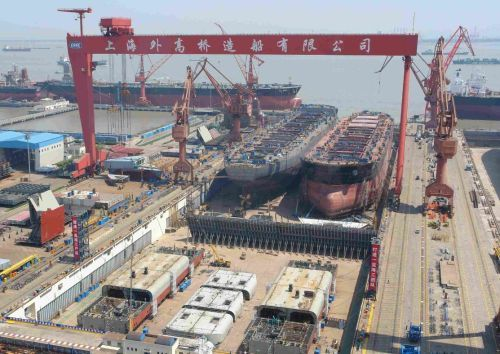 Shanghai Waigaoqiao Shipbuilding